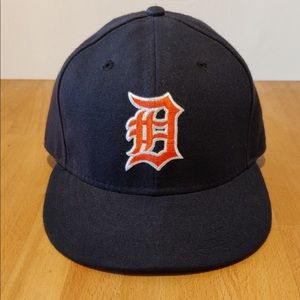 Detroit Tigers 7 3/8 New Era 59/50 Cap Cooperstown